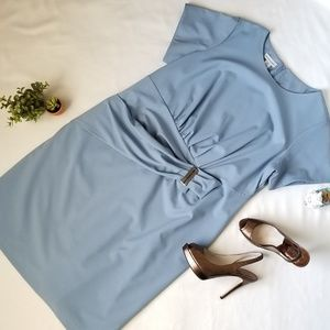 Jessica London baby blue dress